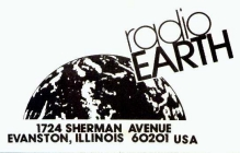QSL Radio Earth, 1984